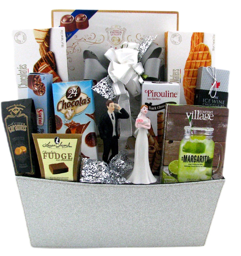 Wedding Gift Baskets and Anniversary Gift Baskets delivered across ...