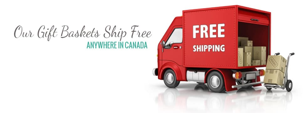 Free Shipping Gift Baskets In Canada